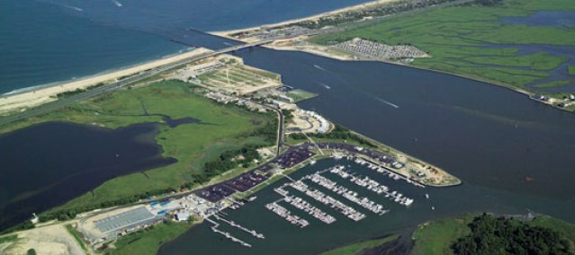 Marina near North Dewey Beach