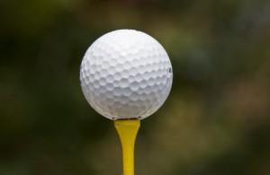 golf ball as seen in delaware golf course communities