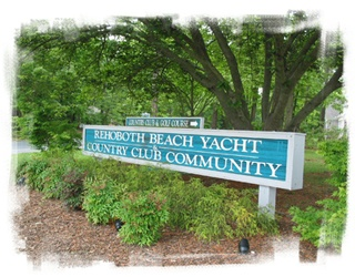 Rehoboth beach yacht and country club homes for sale