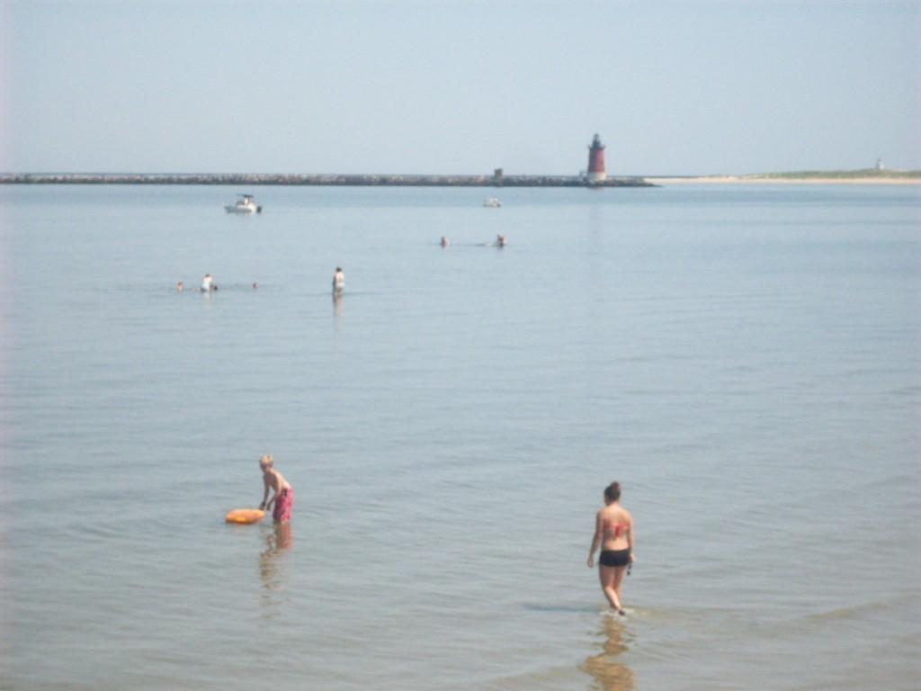 lewes de beach waterfront