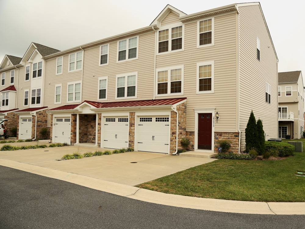 Victorias Landing Townhomes Delaware Beach Homes