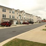townhouses west of route 1