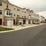 three bedroom townhomes