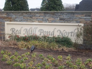 Red Mill Pond
