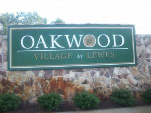 Oakwood Village Lewes, De.