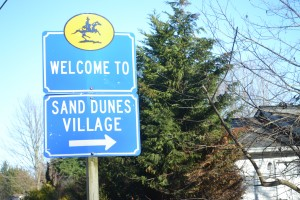 Sand Dunes Lewes Delaware