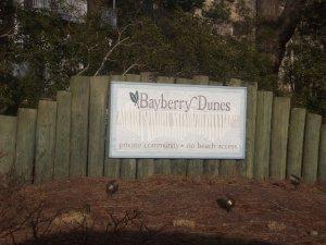 Bayberry Dunes, Bethany