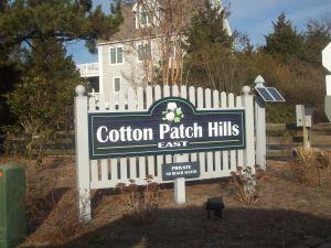 Cotton Patch Hills Ocean front Real Estate