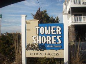 Tower Shores Condos  Ocean Front Real Estate