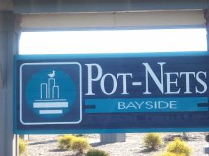 Pot Nets Bayside