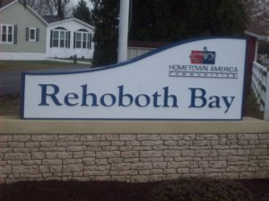 Rehoboth Bay Mobile Home Park Delaware