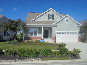 Bayberry Model at Plantation Lakes for Sale