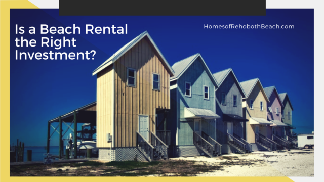 Is Purchasing A Beach Rental Right For Me?
