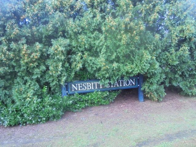 Nesbitt Station